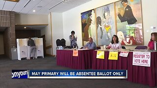 Idaho holding May primary by mail only over COVID-19 concerns