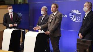 EU Lawmakers Approve Post-Brexit Trade Deal