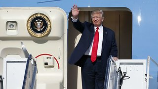 FAA advisory suggests President Trump visiting Palm Beach County for Easter