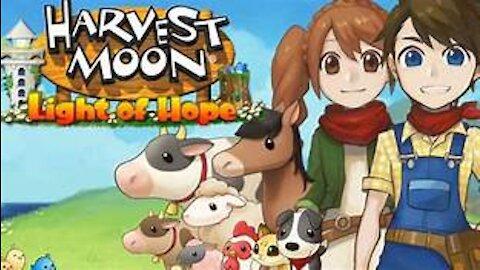 Harvest Moon : light of hope - Part 1