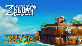 The Legend of Zelda: Link's Awakening - Part 1