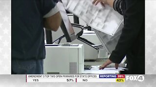 Presidential election update 6 am