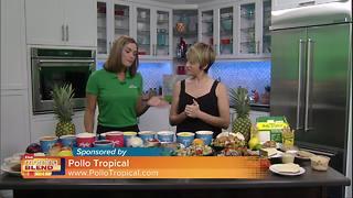 Pollo Tropical, Delicious Food