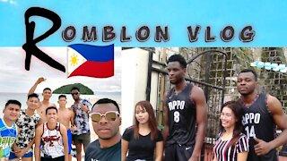 Obifly basketball Travel Tour and Vlog Romblon Philippine Island Experience