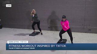 TikTok Inspired Workout
