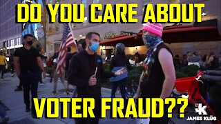 Do You Care About Voter Fraud? - Short Vid!