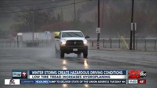 Winter storms create hazardous driving conditions