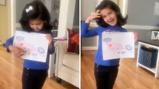 Adorable Five-year-old Explains How Black Holes Work