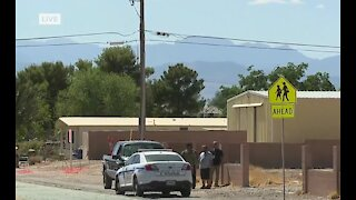 Aircraft crash in Las Vegas connected to Nellis Air Force Base