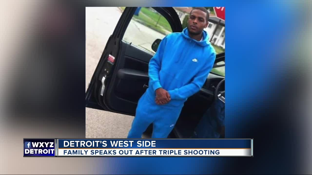 Family speaks out after losing 25-year-old father in triple shooting