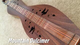 Flight - Mountain Dulcimer