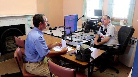 2 Hay FM Radio Interview.