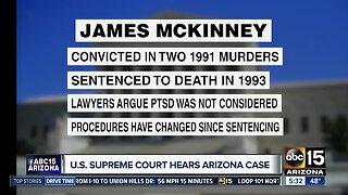 US Supreme Court hears Arizona case