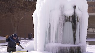 Extreme Winter Weather In Texas Spikes Oil And Gas Prices