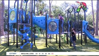 Playground reopen in Southwest Florida