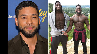 Smollett Case: Brothers Spotted Leaving Grand Jury Room