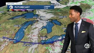 Cooler and milder temps ahead
