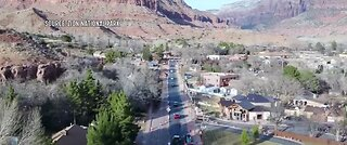 Zion National Park reopens today