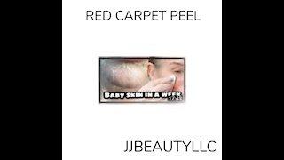 RED CARPET PEEL