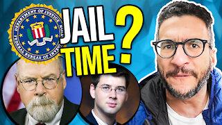 Corrupt FBI Attorney Clinesmith Sentencing Memorandum EXPLAINED - Viva Frei Vlawg