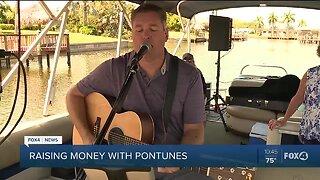 Raising money with PonTunes