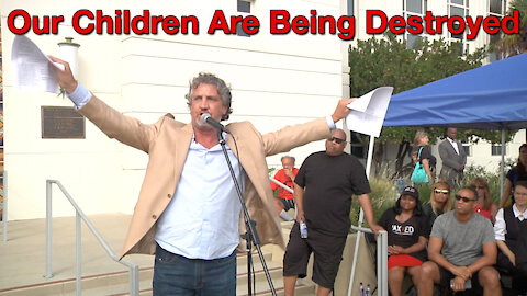 """Del Bigtree: """"Our Children Are Being Sold To The Pharmaceutical Industry"""""""