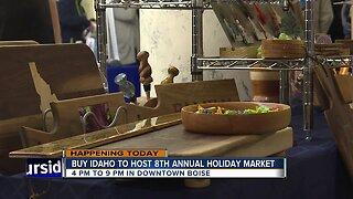 Buy Idaho hosting 8th annual Holiday Market