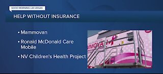 Nevada health centers offers options for those without insurance