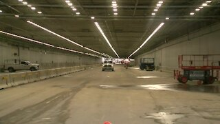Central 70: How the lighting will work in the new tunnel