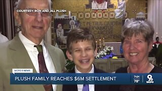 Plush family reaches $6M settlement with Cincinnati over teen's wrongful death