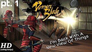 Demon Blade Mobile Gameplay!