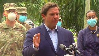 FULL NEWS CONFERENCE: Gov. Ron DeSantis holds coronavirus news conference in Fort Lauderdale