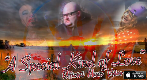 """WOLFPAC - """"A Special Kind of Love"""" Official Music Video"""