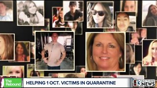 1 October survivors struggle with Coronavirus stay-at-home orders