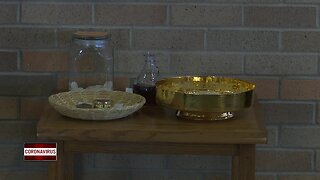 Changes in church services amidst coronavirus concerns