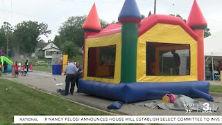 Heartland Hope Mission hosts annual block party
