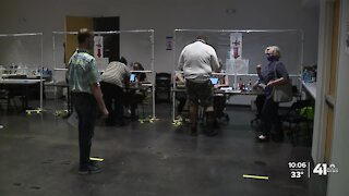 KC health department creates COVID-19 safety rules at polls