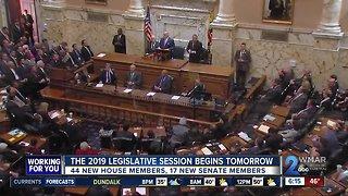 The 2019 Maryland Legislative Session Begins on January 9th
