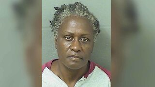 Homeless woman arrested after worker splashed with hot water in downtown West Palm Beach