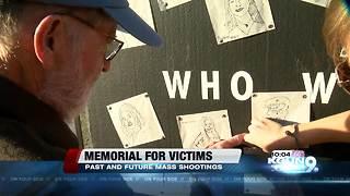 Remembering gun violence victims through art