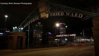 Dramatic footage shows eerily quiet Milwaukee