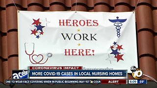 State data shows San Diego County nursing home has dozens of COVID-19 cases