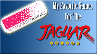 My Favorite Atari Jaguar games