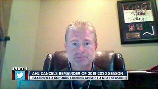 Bakersfield Condors look to next season