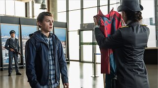 Tom Holland Never Wants To Stop Playing Spider-Man