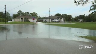 Eta leaves behind flooded roads and power outages across Southwest Florida