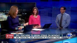 DPS teachers update: DCTA President talks to Denver7