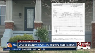 Judge's stabbing spurs TPD internal investigation