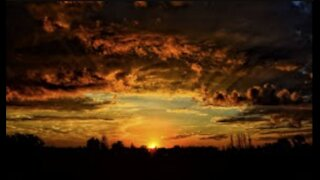 A Bright Sunset