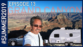 Grand Canyon National Park: North Rim - #SUMMER2019 Episode 13